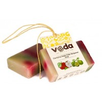 Veda Essence Clarifying Apple Cider  Bergamot Soap
