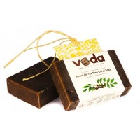 Veda Essence Neem Oil Tea Tree Clove Soap