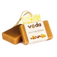 Veda Essence Mulethi Turmeric Sandal Soap