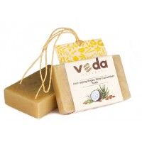 Veda Essence Anti-aging Argan Aloe Cucumber Soap