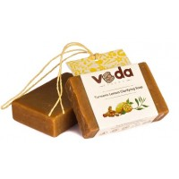 Veda Essence Turmeric Lemon Clarifying Soap