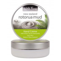 Wild Ferns Rotorua Mud Hand Creme With Green Tea & Chamomile