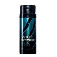 Wild Stone Aqua Fresh Deodorant Spray