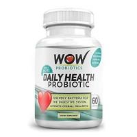 Wow Probiotics (60 Capsules) (Buy 1 Get 1)