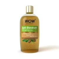 WOW Organics Anti Dandruff Shampoo With Paraben Free And Sulphate Free