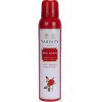 Yardley Red Roses Deodorant