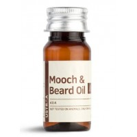Ustraa Mooch And Beard Oil 4x4