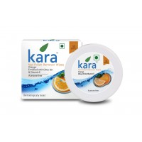 Kara Nail Polish Remover Wipes Orange