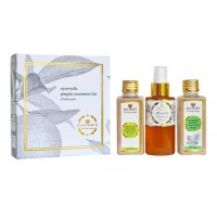 Just Herbs Ayurvedic Pimple Treatment Kit