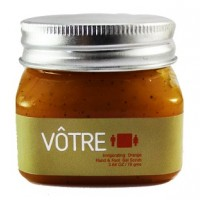 Votre Invigorating Orange Hand & Foot Gel Scrub