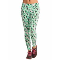 PrettySecrets Teal Camouflage Energise Workout Leggings