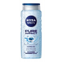 Nivea Pure Impact Shower Gel For Men