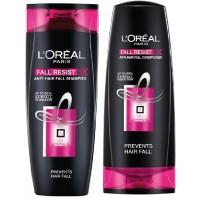L'Oreal Paris Fall Resist 3x Shampoo  + L'Oreal Paris Fall Resist 3x Conditioner