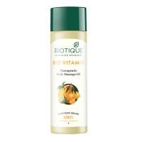 Biotique Bio Vitamin Therapeutic Body Massage Oil