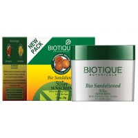Biotique Bio Sandalwood Ultra Soothing Face Cream SPF 50 UVA/UVB Sunscreen