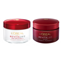 L'Oreal Paris Revitalift Day Cream + Revitalift Night Cream Free
