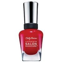 Sally Hansen Complete Salon Manicure - Right Said Red