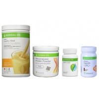 Herbalife Weight Loss Pack- Orange Cream, Cell-U-Loss, Protein Powder & Cinnamon