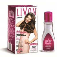 Livon Serum 50ml (Free voucher worth Rs.100/- inside the pack)