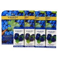 Vaadi Herbals Value Pack Of 4 Blueberry Facial Bar