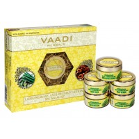 Vaadi Herbals Lemongrass Anti-Pigmentation Spa Facial Kit With Cedarwood Extract