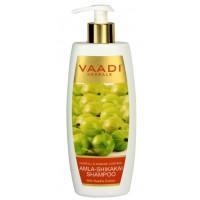 Vaadi Herbals Amla Shikakai Shampoo-Hairfall & Damage Control