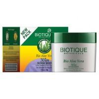 Biotique Bio Aloe Vera Face & Body Sun Cream SPF 30 UVA/UVB