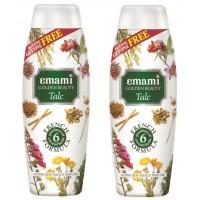 Emami Golden Beauty Alpine Dew Talc (Buy 1 Get 1 Free)