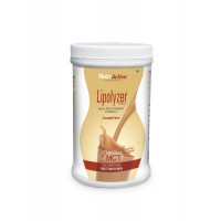 NutroActive Lipolyzer Meal Replacement Low Carb Shake For Weight Loss