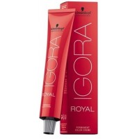 Schwarzkopf Professional Igora Royal Permanent Color Creme