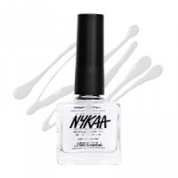 Nykaa Top Coat Nail Enamel - 105