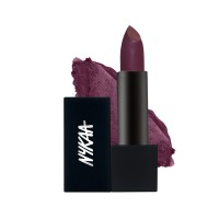 Nykaa So Matte Lipstick Very Berry Collection - Sugar Plum Martini 15 M