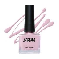 Nykaa Floral Carnival Nail Enamel - Sweet Cherry Blossom 107