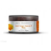 Juicy Chemistry Sweet Orange, Cinnamon & Honey Body Polish