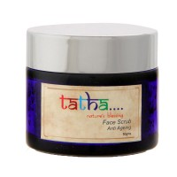 Tatha Nature's Blessing Face Scrub - Anti Ageing