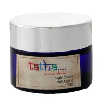 Tatha Nature's Blessing Night Cream - Anti Ageing
