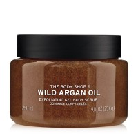 The Body Shop Wild Argan Oil Rough Scrub