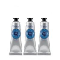 L'Occitane Shea Butter Hand Cream Trio Gift Set