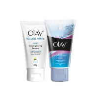 Olay Natural White Instant Glowing Fairness Day And Night Regime