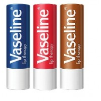 Vaseline Lip Therapy - Original + Rosy Lips + Cocoa