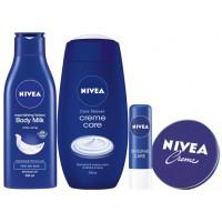 Nivea Classic Care - Dry Winter Skin Combo