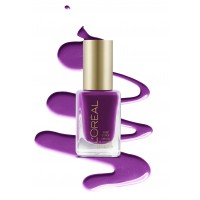 L'Oreal Paris Color Riche Nail Color - 500 Violet Vixen