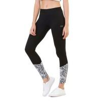 Silvertraq Women's Training Leggings Tie Dye