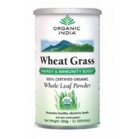 Organic India Wheat Grass
