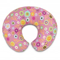 Chicco Boppy Pillow Cover Wild Flowers