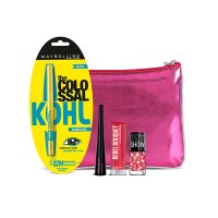 Maybelline New York Make Up Kit Flirty Pink