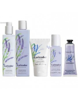 Crabtree & Evelyn Lavender Daily Indulgence Set