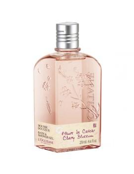 L'Occitane Cherry Blossom Bath & Shower Gel