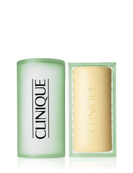 Clinique Facial Soap Mild With Dish - Dry Combination Skin