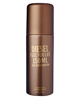 Diesel Fuel For Life Deodorant Spray